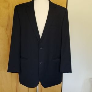 Joseph & Feiss Navy Blue Suit Jacket 46L